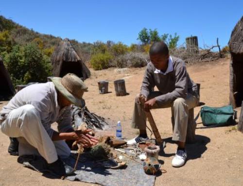 Experience San Culture at !Khwa ttu