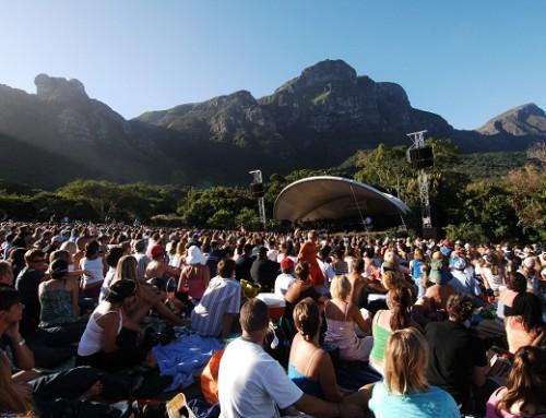 Kirstenbosch Summer Concerts 2011-2012