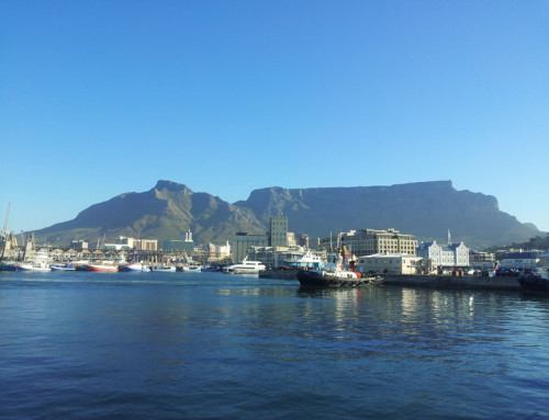 Table Mountain is one of the New 7 Wonders