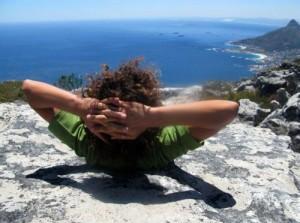 Judas Peak Table Mountain